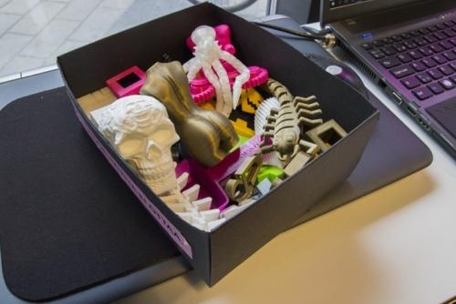 3D tulostus ja lautapelit: Rajattomia mahdollisuuksia! 7