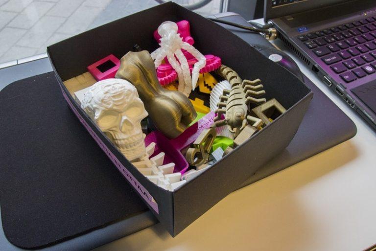 3D tulostus ja lautapelit: Rajattomia mahdollisuuksia!