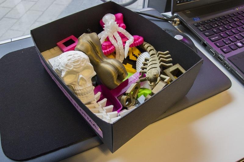 3D tulostus ja lautapelit - muutakin voi tulostaa!
