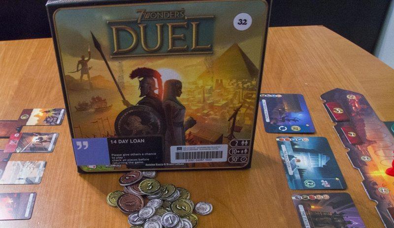 7 wonders: duel kansi