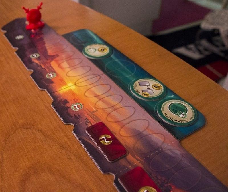 7 wonders: duel taistelutanner