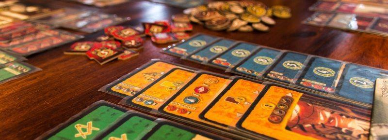 Korttisuojat - 7 Wonders - Ei ehkä ihan luksusta
