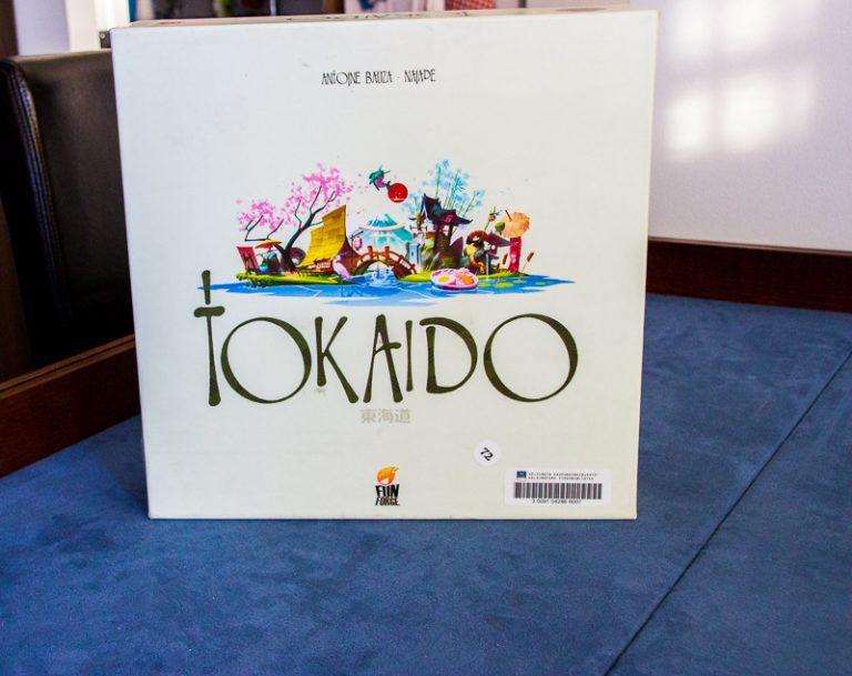 Vuoden Peli 2017 finalisti: Tokaido