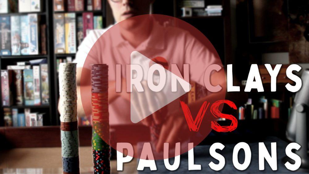 Roxley Games Iron Clays videoarvostelu