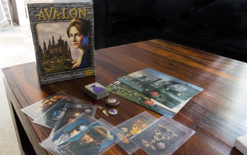 Avalon lautapeli