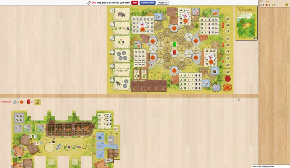 Lautapelit netissä - missä on paras pelata? Boardgamearena, Tabletopia vai Tabletop Simulator? 3