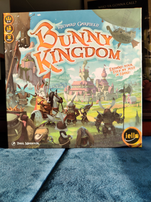 Bunny Kingdom lautapelin kansi