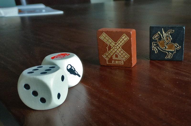 Halpapelisarja - Osa II: Catanin uudisasukkaat - korttipeli 5
