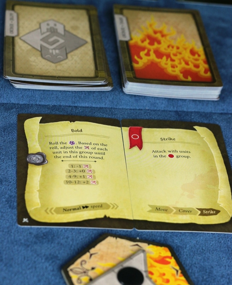 Dawn of Peacemakers board game review 4