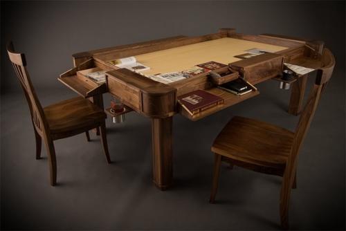 Lautapelipöydän hankinta - mistä ostaa ja mitä olisi hyvä pitää mielessä? 1