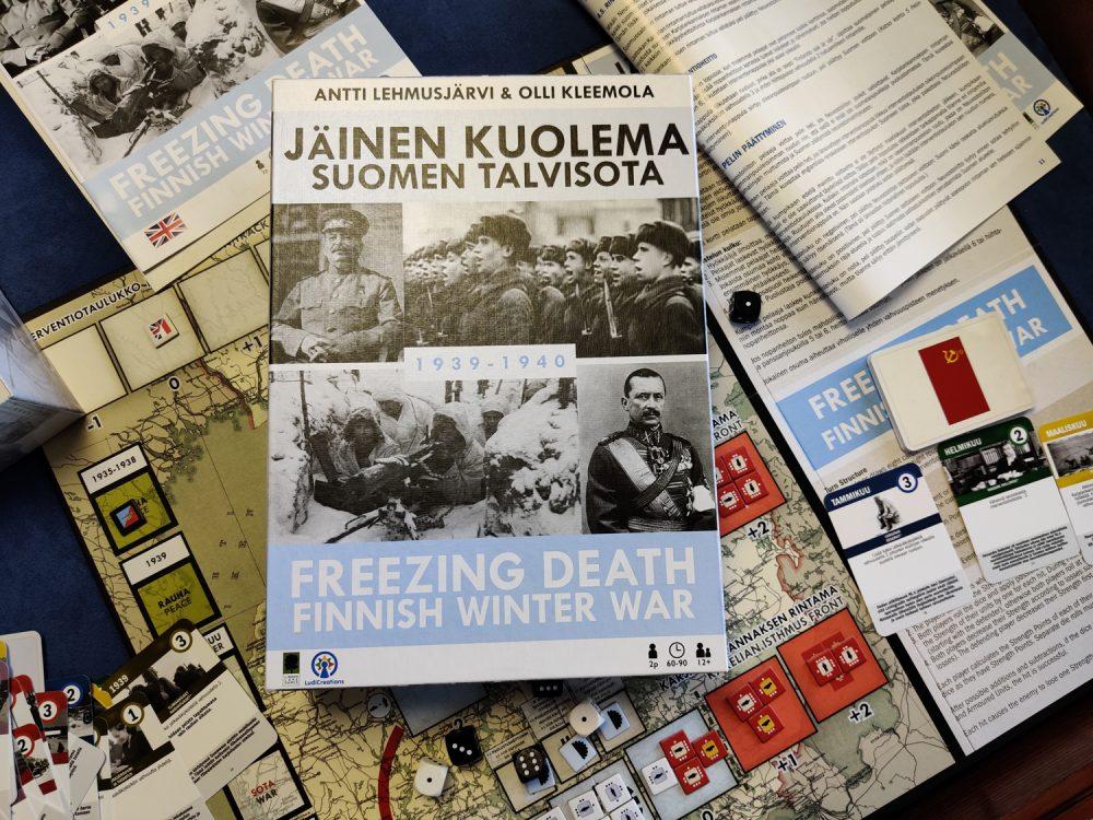 Jäinen Kuolema: Suomen talvisota 5