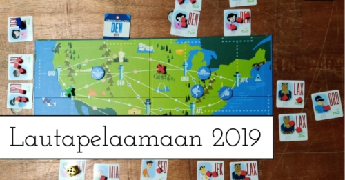lautapelaamaan 2019 now boarding