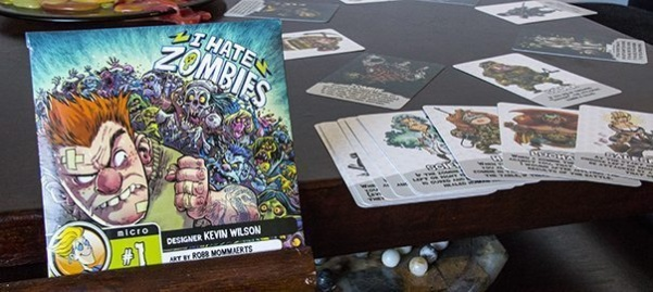Ensipuraisu: I Hate Zombies