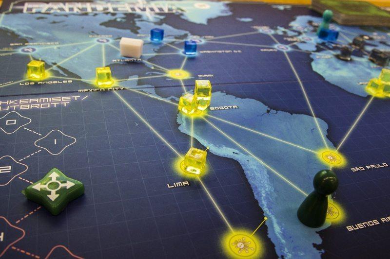 Lautapeliharrastuksen aloittaminen: Pandemia