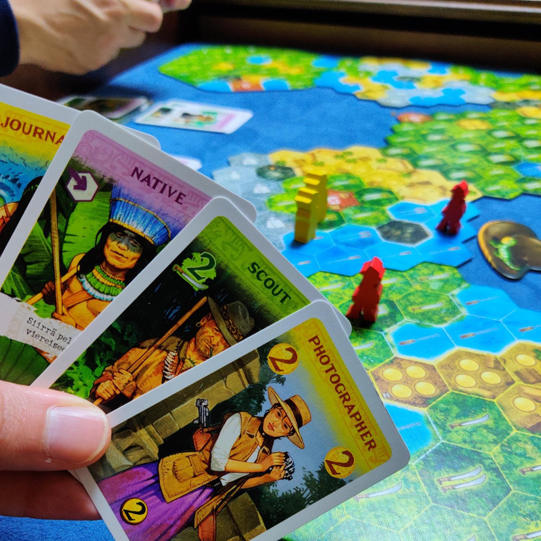Quest for El Dorado on paras perhepeli 2020