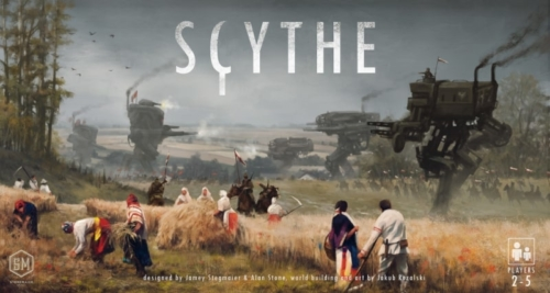 Scythe lautapeli 3