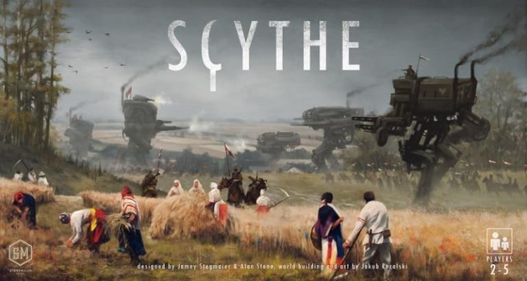 Scythe lautapeli