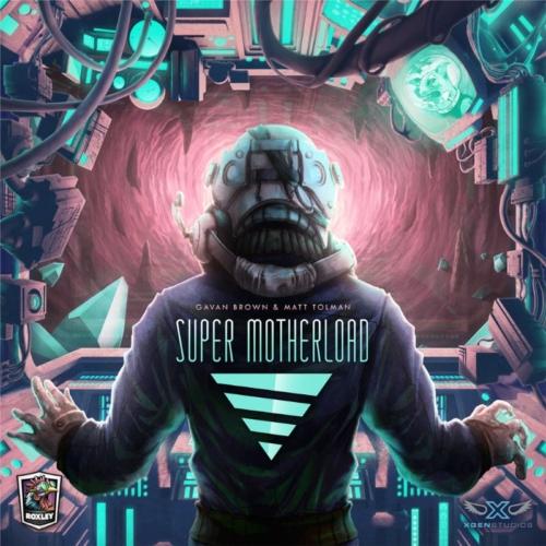 Super Motherload lautapeli