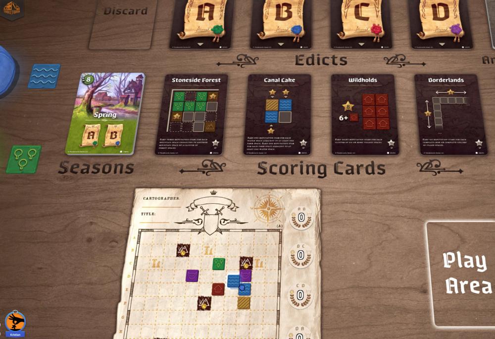 Lautapelit netissä - missä on paras pelata? Boardgamearena, Tabletopia vai Tabletop Simulator? 5