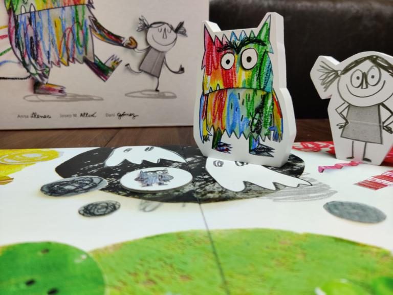 Lasten Pöydällä: Tunteiden värit on tärkeä lautapeli tunteista