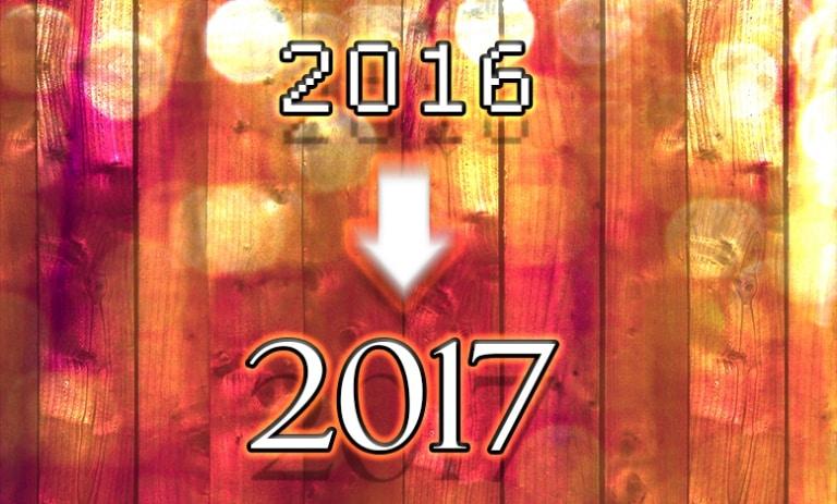 Vuosi 2016: Osumia ja ohilyöntejä